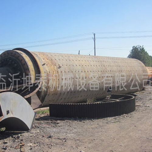 Ф 2.6 X11 meters of second-hand ball mill