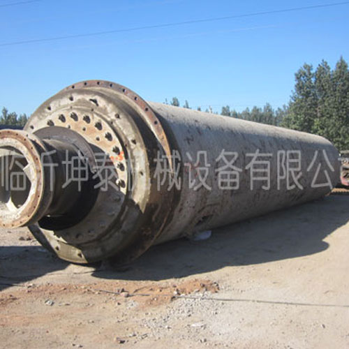 Ф X10 2.4 meters of second-hand ball mill